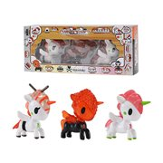Tokidoki Unicorno Sushicorno Mini-Figure 3-Pack