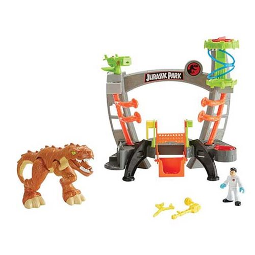 Jurassic World: Fallen Kingdom Imaginext Jurassic Park Playset