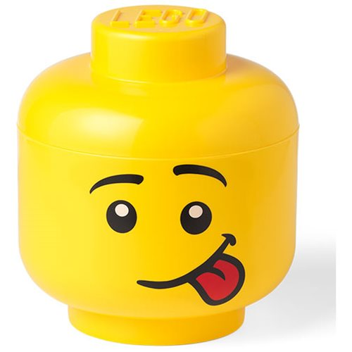 LEGO Large Silly Boy Storage Head