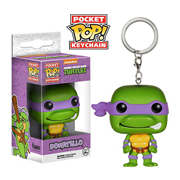 Teenage Mutant Ninja Turtles Donatello Pop! Vinyl Figure Key Chain