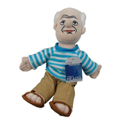 Pablo Picasso Little Thinker Plush