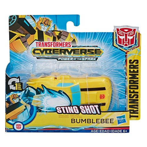 Transformers Cyberverse One Step Changers Wave 6 Case