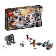 LEGO Star Wars 75195 Ski Speeder vs. First Order Walker Microfighters