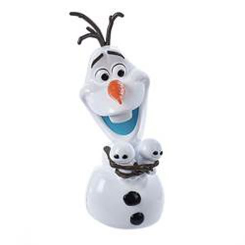 Disney Frozen Olaf 10-Inch Light-Up Tablepiece Statue