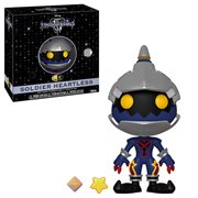Kingdom Hearts 3 Soldier Heartless 5 Star Vinyl Figure