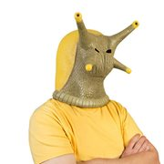 Latex Banana Slug Full Head Mask