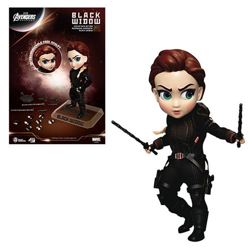Avengers: Endgame Black Widow EAA-082 Action Figure - Previews Exclusive