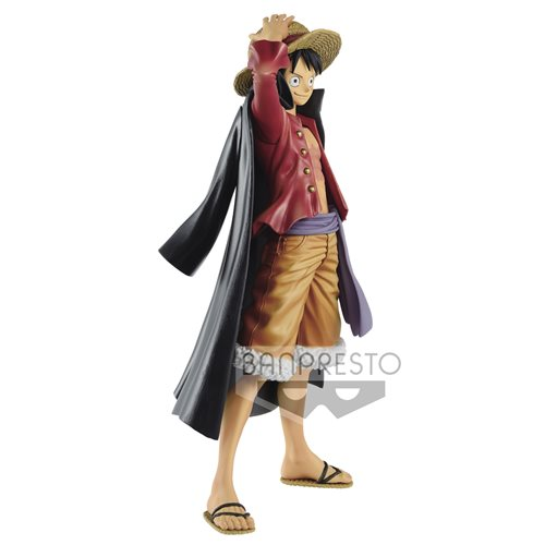 One Piece The Grandline Men Luffy Vol. 11 Wanokunik DXF Statue