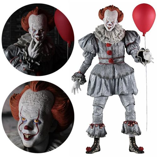 It Pennywise 1:4 Scale Action Figure