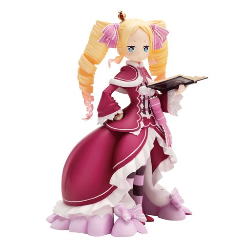 Re:Zero - Starting Life in Another World Beatrice Story Is To Be Continued Ichiban Statue