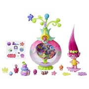 Trolls World Tour Sparkle Surprise Party Pod Playset