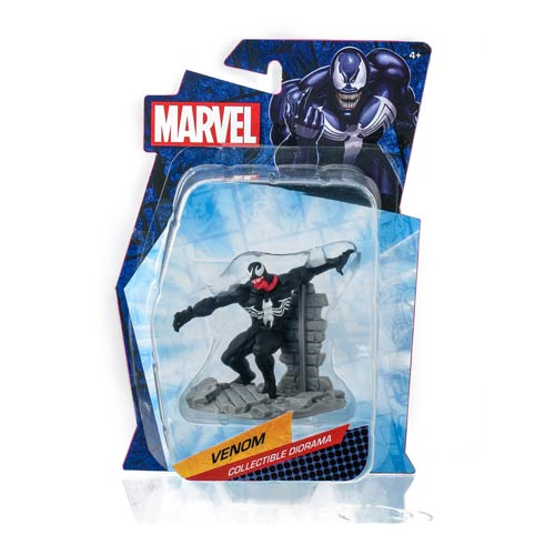 Venom Marvel Heroes Collectible Diorama Mini-Figure