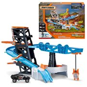 Matchbox Elite Rescue Vehicle Headquarters Playset