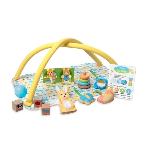 Melissa & Doug Toy Time Play Set