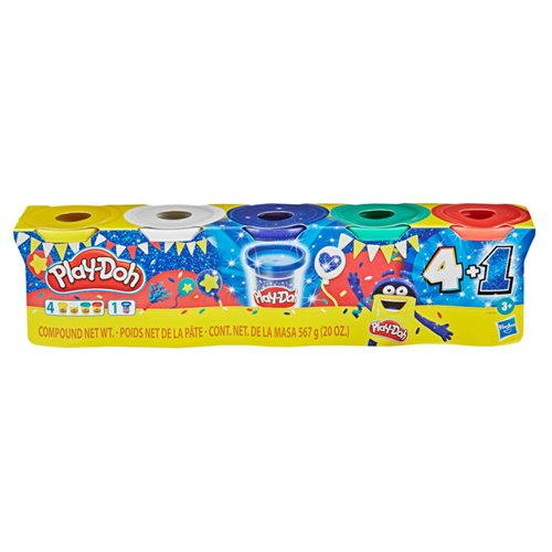 Play-Doh Sapphire Celebration 5-Pack