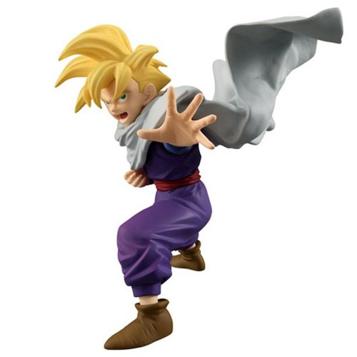 Dragon Ball Z Son Gohan Bandai Styling Action Figure