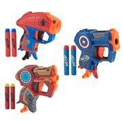 Marvel Nerf Micro Shots Blasters Wave 1 Case