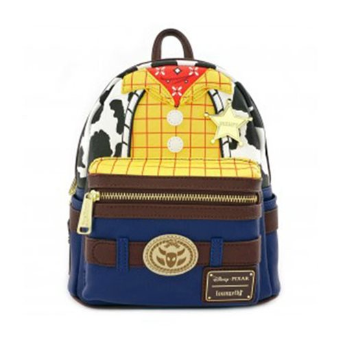 Toy Story Woody Character Mini Backpack