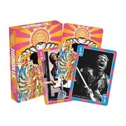 Jim Hendrix Playing Cards