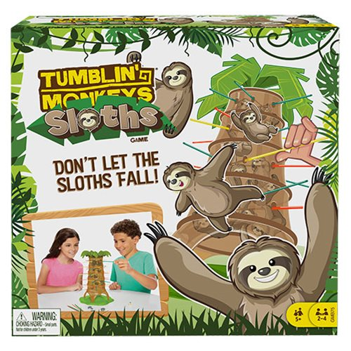 Tumblin' Sloths