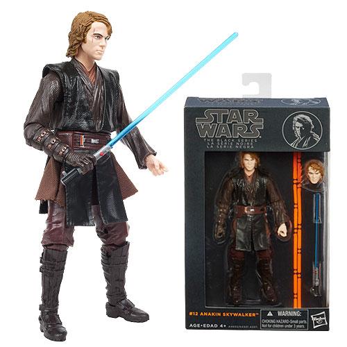 Anakin Skywalker Toys : Star wars the black series anakin skywalker rots inch