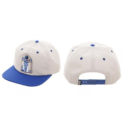 Star Wars R2-D2 Oxford Snapback Hat