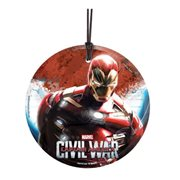 Captain America: Civil War Iron Man StarFire Prints Hanging Glass Ornament