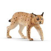 Wild Life Lynx Collectible Figure