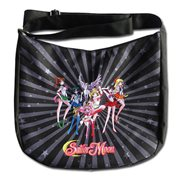 Sailor Moon 6 Sailors and Pegasus Messenger Bag
