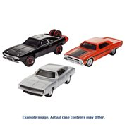 Fast and Furious Die-Cast Metal Vehicle 3-Pack Case