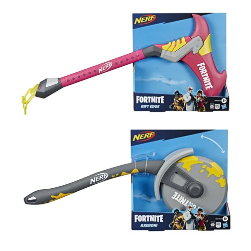 Fortnite Nerf Axes Wave 1 Set