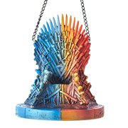Game of Thrones Fire and Ice Iron Throne 6-Inch Resin Ornament