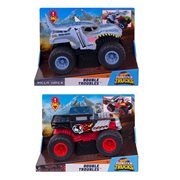 Hot Wheels Monster Trucks 1:24 Double Troubled Mix 2 Case