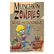 Munchkin Zombies Armed and Dangerous Expansion Card Set