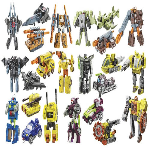 Transformers Cybertron Mini-Con 2-Packs Wave 2