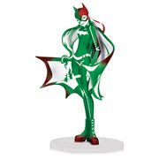 DC Artists' Alley Batgirl by Sho Murase Holiday Var. Figure