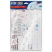 Star Trek U.S.S. Reliant NCC-1864 Aztec Decals