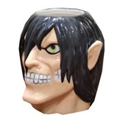Attack on Titan Eren Molded Mug