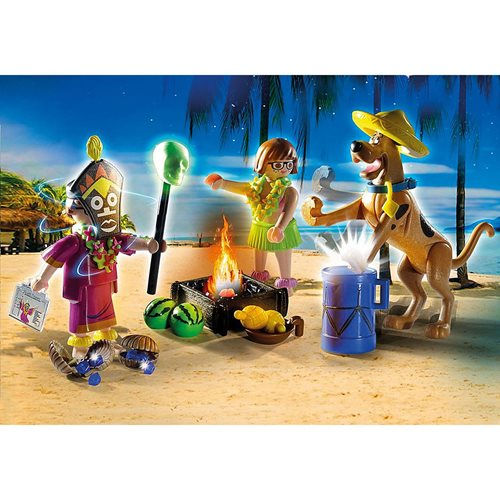 Playmobil 70707 Scooby-Doo! Adventure with Witch Doctor