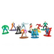 DC Comics Nano Metalfigs Die-Cast Metal Mini-Figures 10-Pack