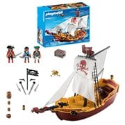 Playmobil 5618 Red Serpent Pirate Ship