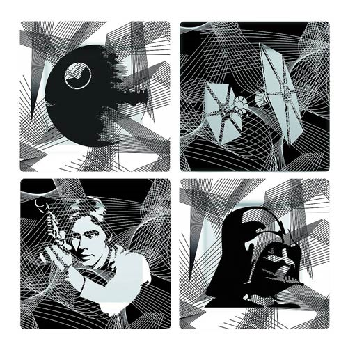 Star Wars Intergalactic Plate Set