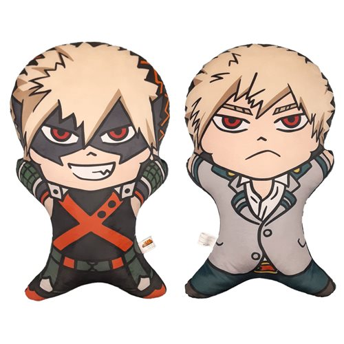 My Hero Academia Bakugo Pillow