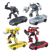 Transformers Studio Series Premier Deluxe Wave 2 Set