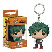 My Hero Academia Deku Pocket Pop! Key Chain