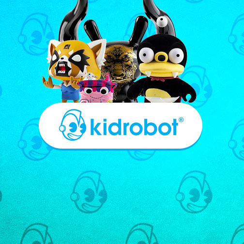 Kidrobot Buy One Get One 40% Off