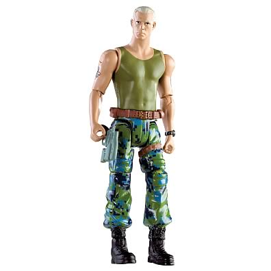 Avatar Colonel Miles Quaritch Action Figure