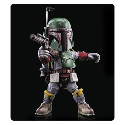 Star Wars Boba Fett Hybrid Metal Figuration Die-Cast Metal Action Figure