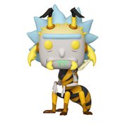 Rick and Morty Wasp Rick Pop! Vinyl Figure