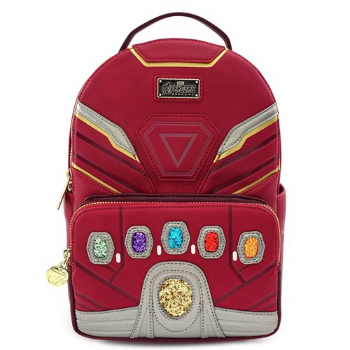 Iron Man Gauntlet Endgame Hero Mini-Backpack